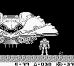 Samus&#39;s Gunship - Metroid II
