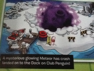Dock Super Hero Party Meteor