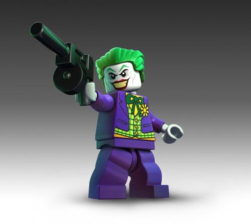 joker lego batman dc comics database. Black Bedroom Furniture Sets. Home Design Ideas