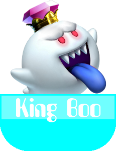 King Boo MR