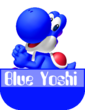 Blue Yoshi MR