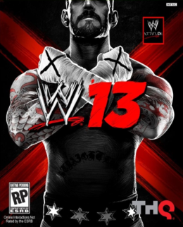 260px-WWE &#39;13 box art