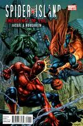 Spider-Island Emergence of Evil - Jackal &amp; Hobgoblin Vol 1 1