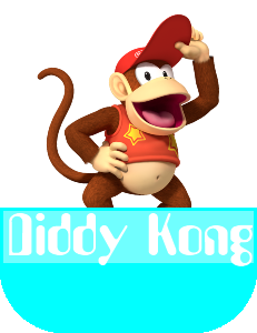 Diddy Kong MRU