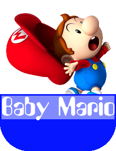 Baby Mario MR