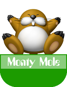 Monty Mole MR