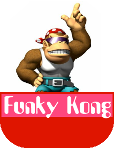 Funky Kong MR