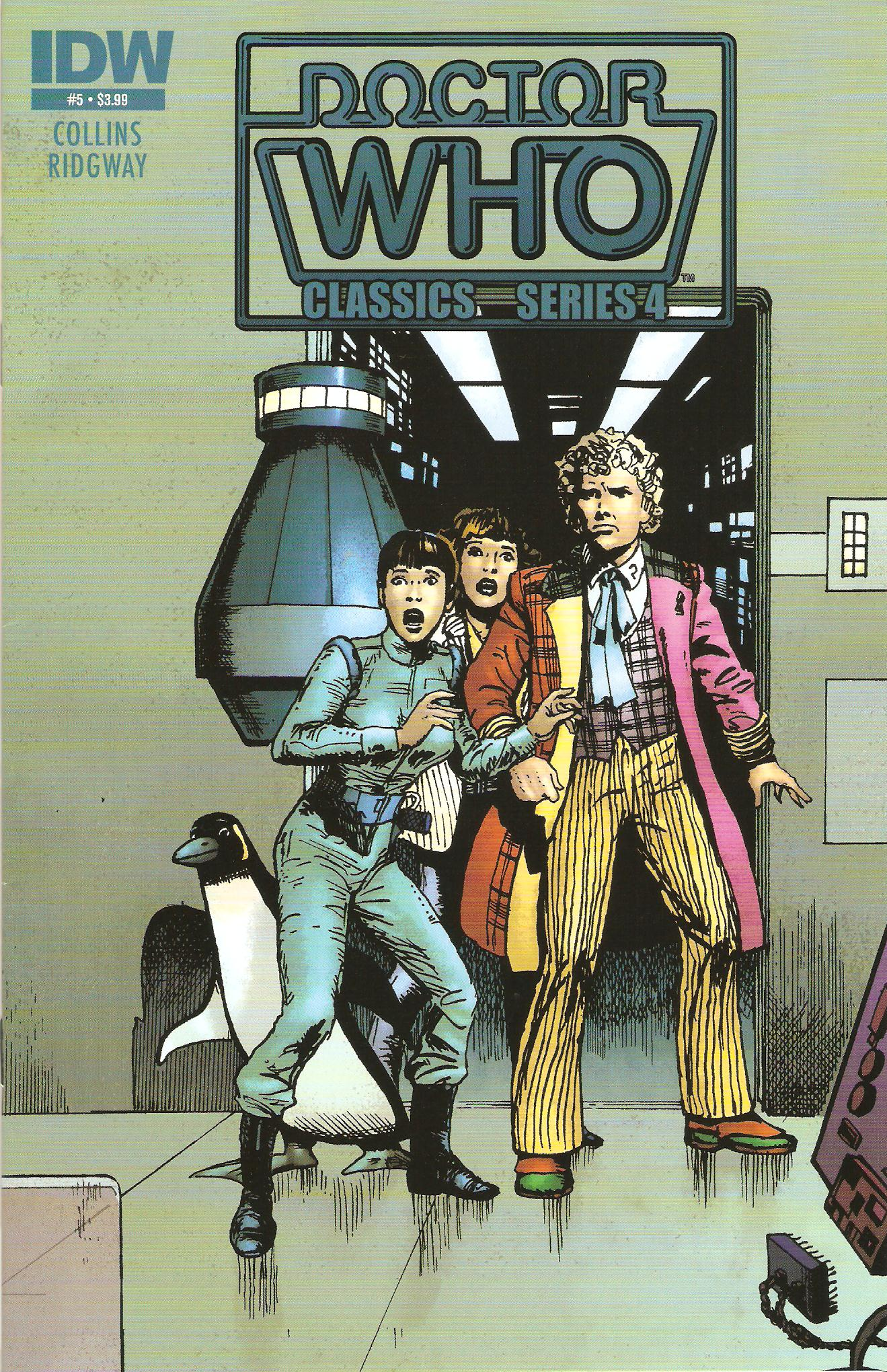 Classics series 4 issue 5