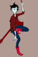 Marshall lee by xsweet rainex-d45o958