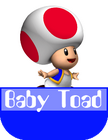 Baby Toad MR