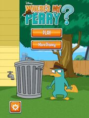 WheresMyPerryTitlescreen