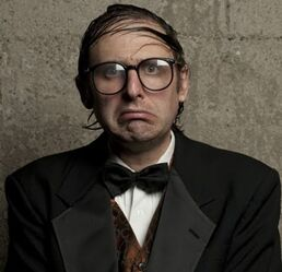 Cast gregg turkington