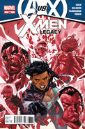 X-Men Legacy Vol 1 268