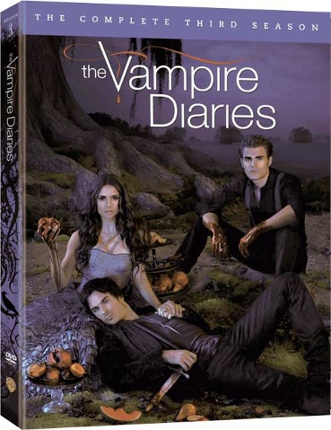 The Vampire Diaries - Saison 01 FRENCH  |Multi |[COMPLETE]  | DVDRIP