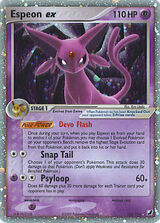 Espeon ex