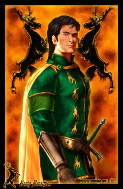 Renly Baratheon by Amoka©