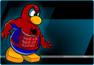 Character spiderman