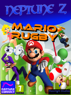 Mario Rugby Box