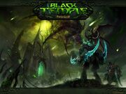 Illidan black temple