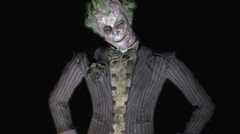 Batman Arkham City - Game Over The Joker