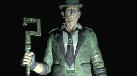 Batman Arkham City - Game Over The Riddler