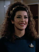 Deanna Troi in Uniform 2364