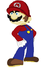 Mario-affray