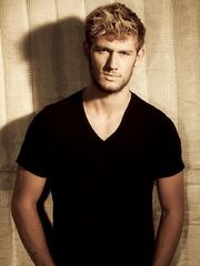 Alex Pettyfer as Alexander