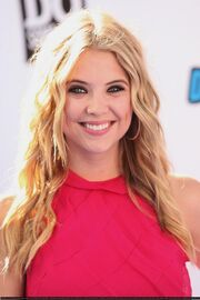 Ashley Benson as Elizabeth