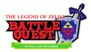 Nintendo Land - The Legend of Zelda Battle Quest logo