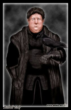 Samwell Tarly by Amoka©