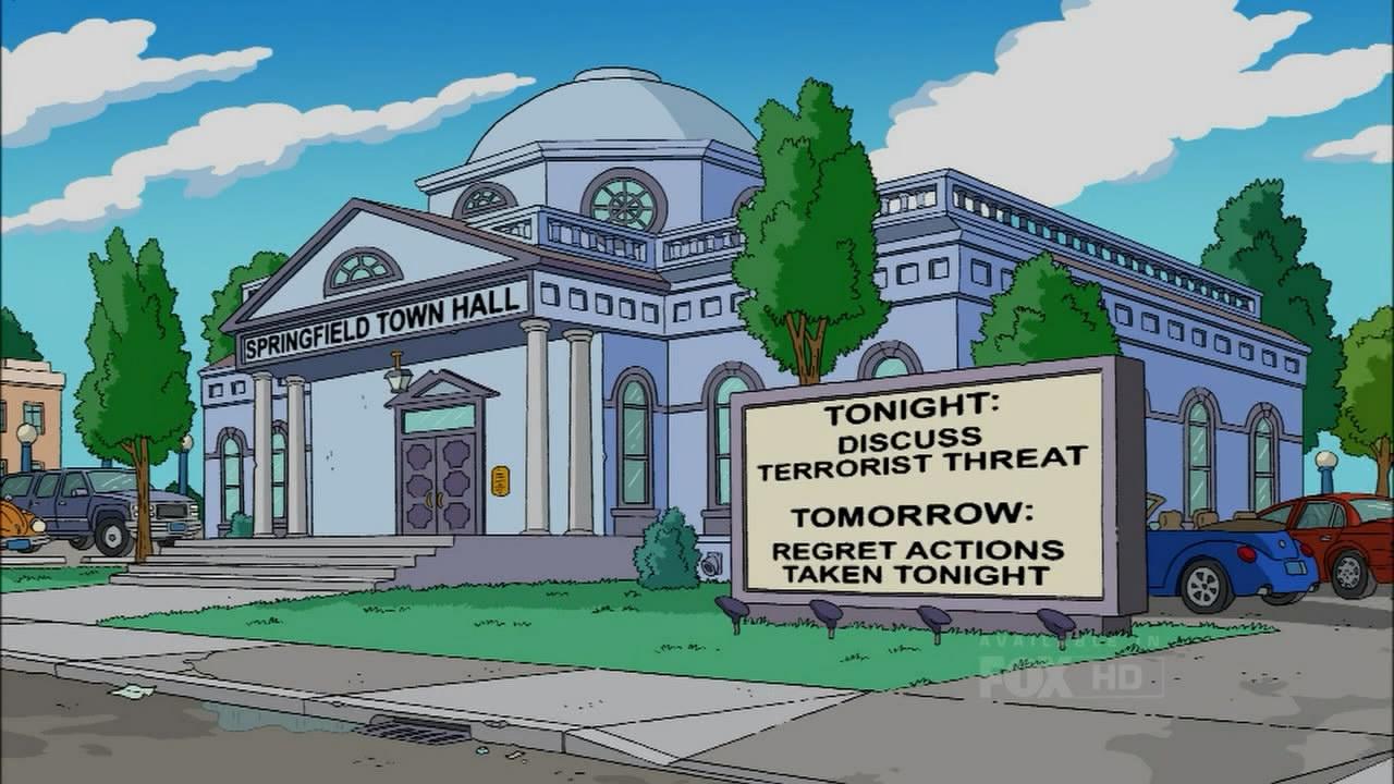 Springfield meetings