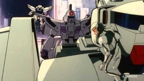 186 XM-07 Vigna Ghina (from Mobile Suit Gundam F91)