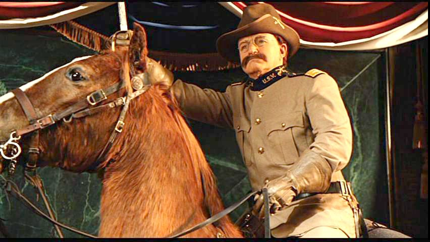 Theodore Roosevelt - Night At The Museum Wiki