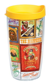 Tervis tumbler cast
