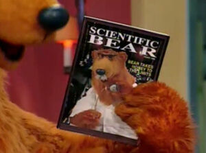 Scientific Bear magazine