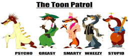 The Toon Patrol