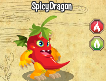 Image - Spicy dragon lv4-6.png - Facebook Dragon City Wiki