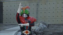 Stronger (Let's Go Kamen Riders)
