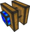 Block Redstone Engine