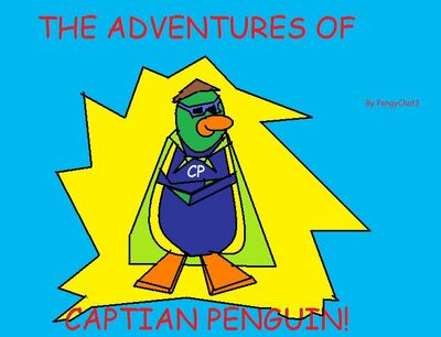 The Adventures of Captian Penguin