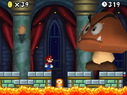 Mega Goomba Battle - New Super Mario Bros