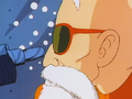 Roshi and Launch&#39;s gun