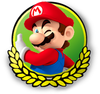 MK3DS Mario icon