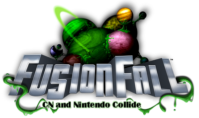 Fusionfall - CN and Nintendo Collide