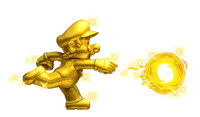 Gold Mario
