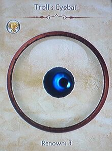 Troll's Eyeball