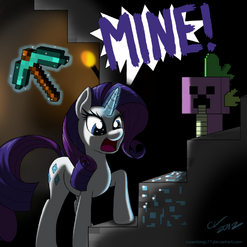 Minecraft by superkingc77-d51wxzj