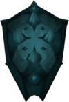 Rune berserker shield detail