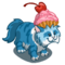 Norwegian Birthday Cat-icon